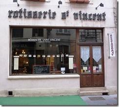 300095 Rotisserie St Vincent, Chalons sur Saone, Burgundy 25 Mar 10
