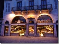 300125 Chocolatier Allex, Chalons sur Saone, Burgundy 25 Mar 10