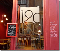 300145 120 Wine Bar, Chalons sur Saone, Burgundy 25 Mar 10